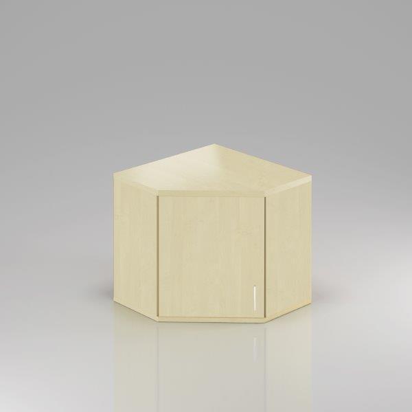 Rauman Kancelárska skriňa rohová Visio, 80x80x75 cm, dvere 2/2 SNR282 12