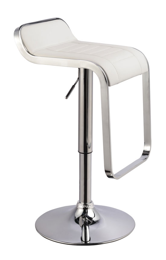 Barová stolička CB-621 biela