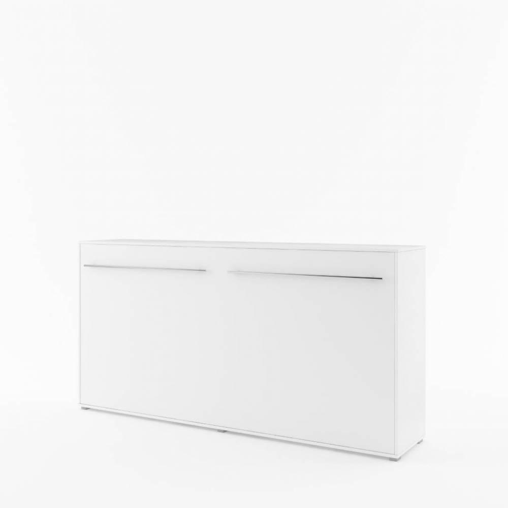 Sklápacia posteľ KOMFORT PRO CP-06, biela