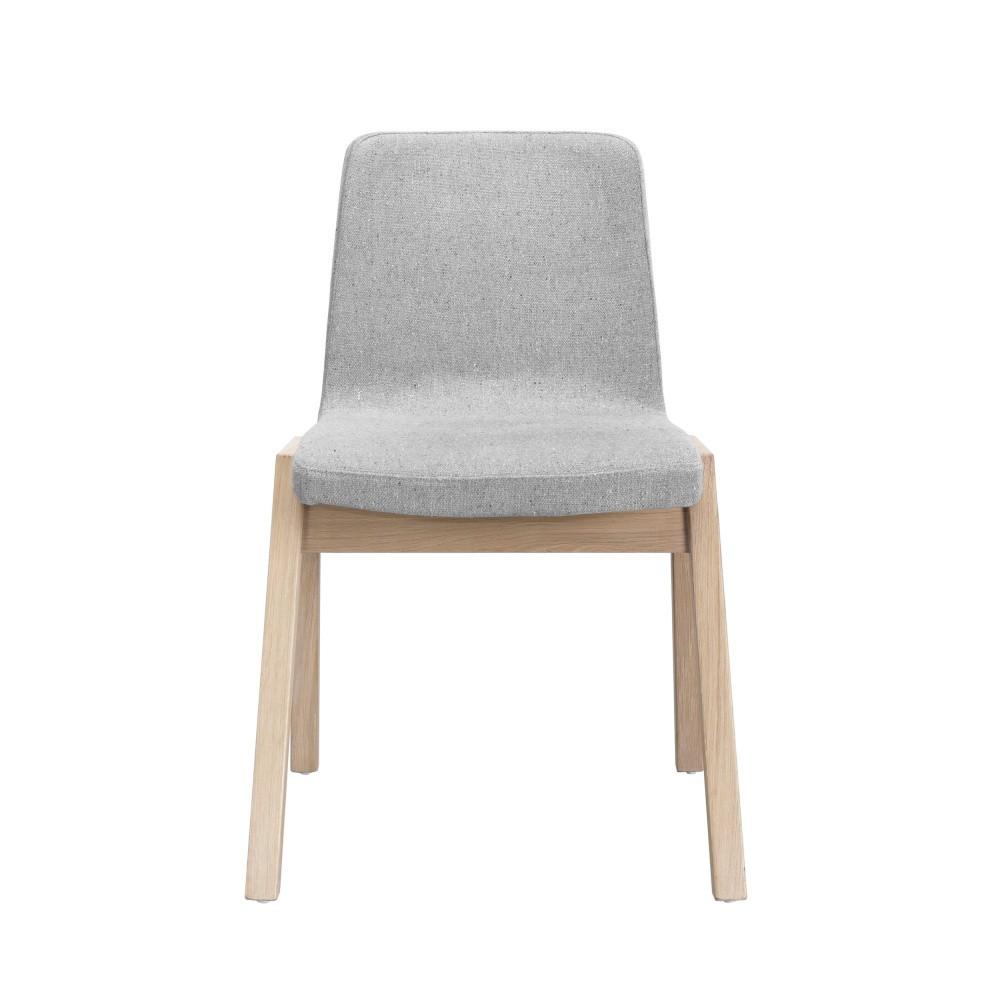 Jedálenská stolička s nohami z dubového dreva Wewood - Portugues Joinery Pensil