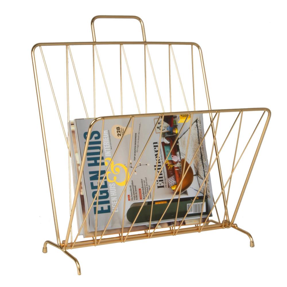 Zlatý stojan na časopisy ETH Diamond