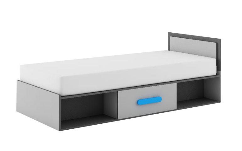 PLANEO PL-16 posteľ s matracom