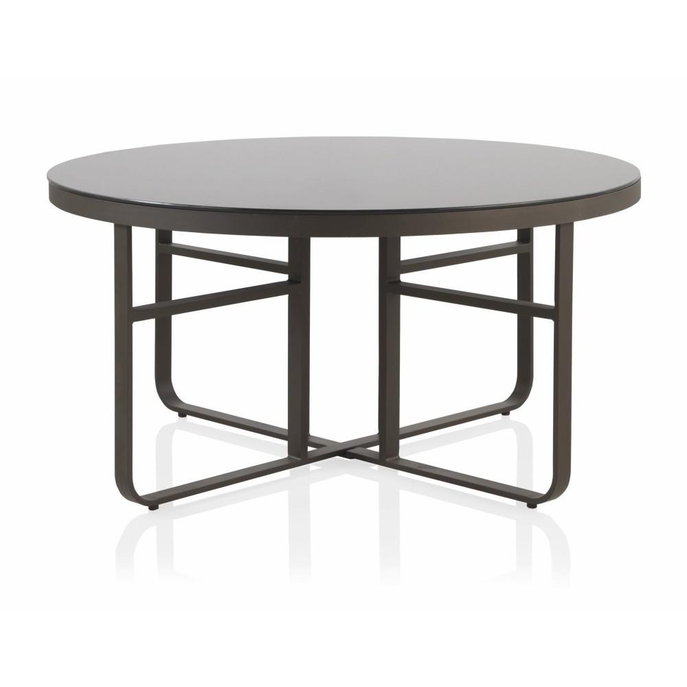 Záhradný jedálenský stôl Geese Onyx, ⌀ 150 cm