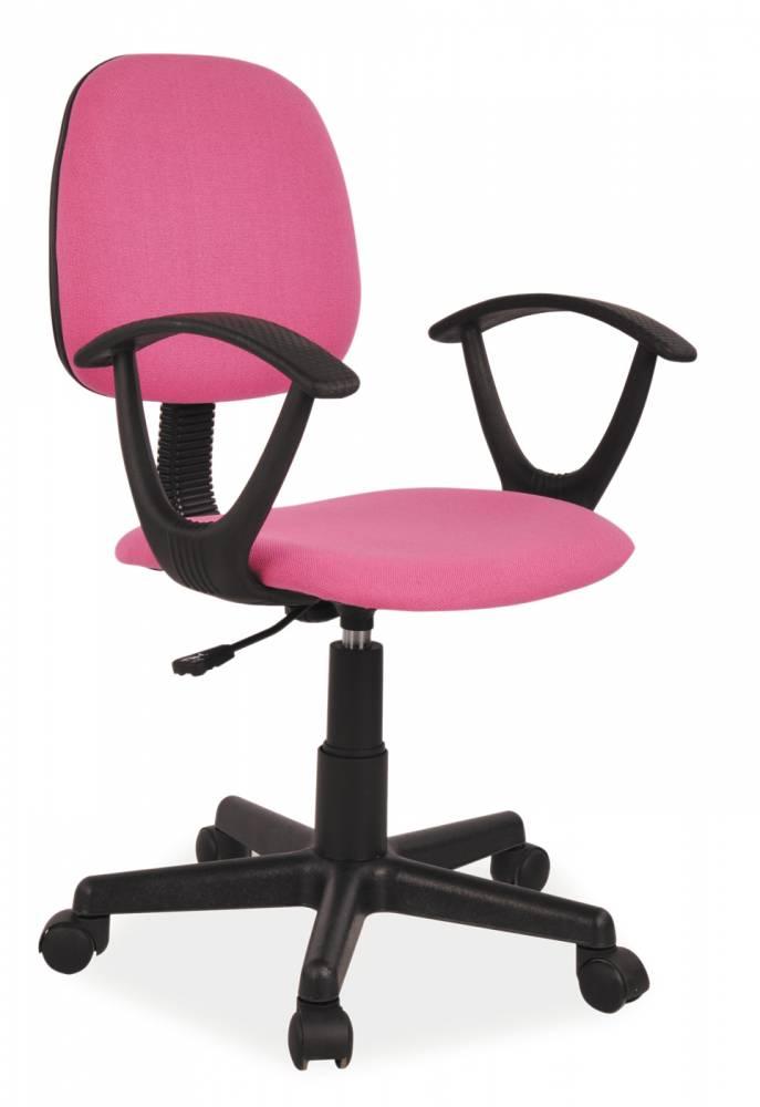 Kancelárske kreslo Q-149 (ružová)