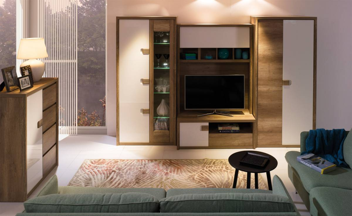 RIHANA základná obývacia stena