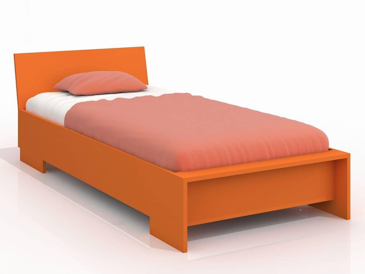 Jednolôžková posteľ 120 cm Naturlig Kids Lekanger High (borovica) (s roštom)
