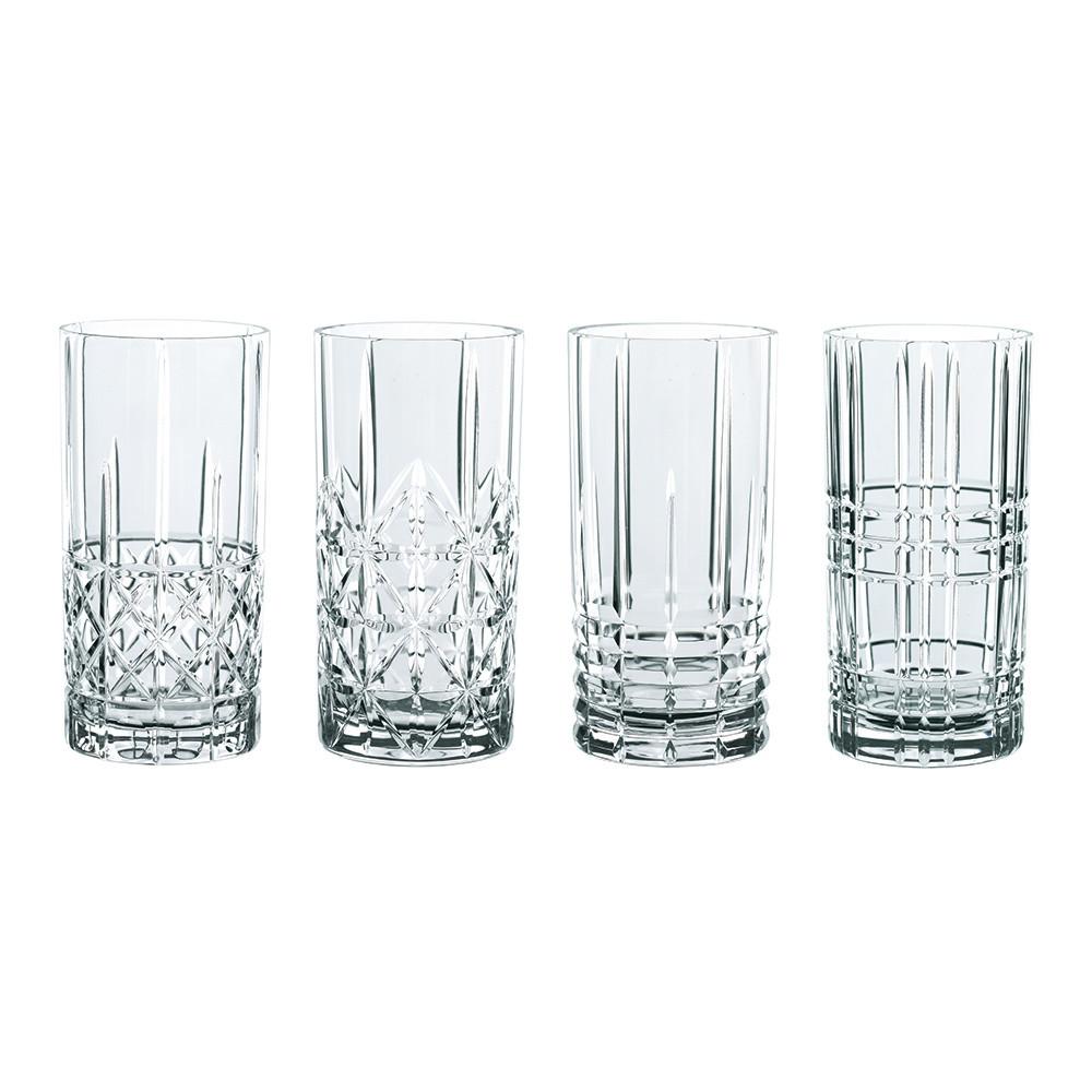 Sada 4 pohárov  Nachtmann Highlands