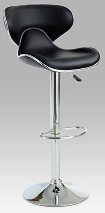 Barová stolička AUB-317 BK