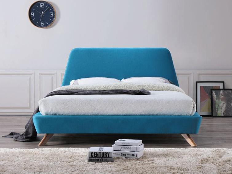 Manželská posteľ 160 cm Gant (s roštom)