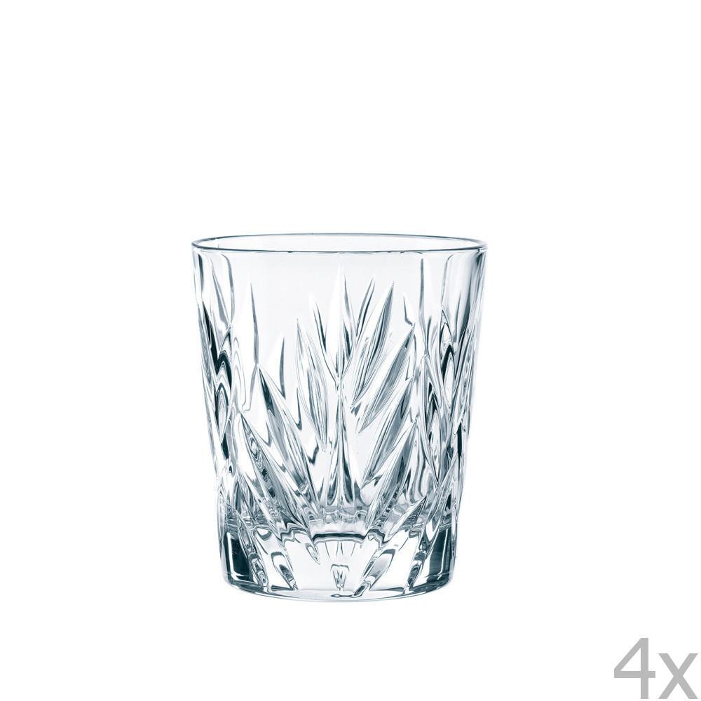 Sada 4 pohárov na whisky Nachtmann Imperial