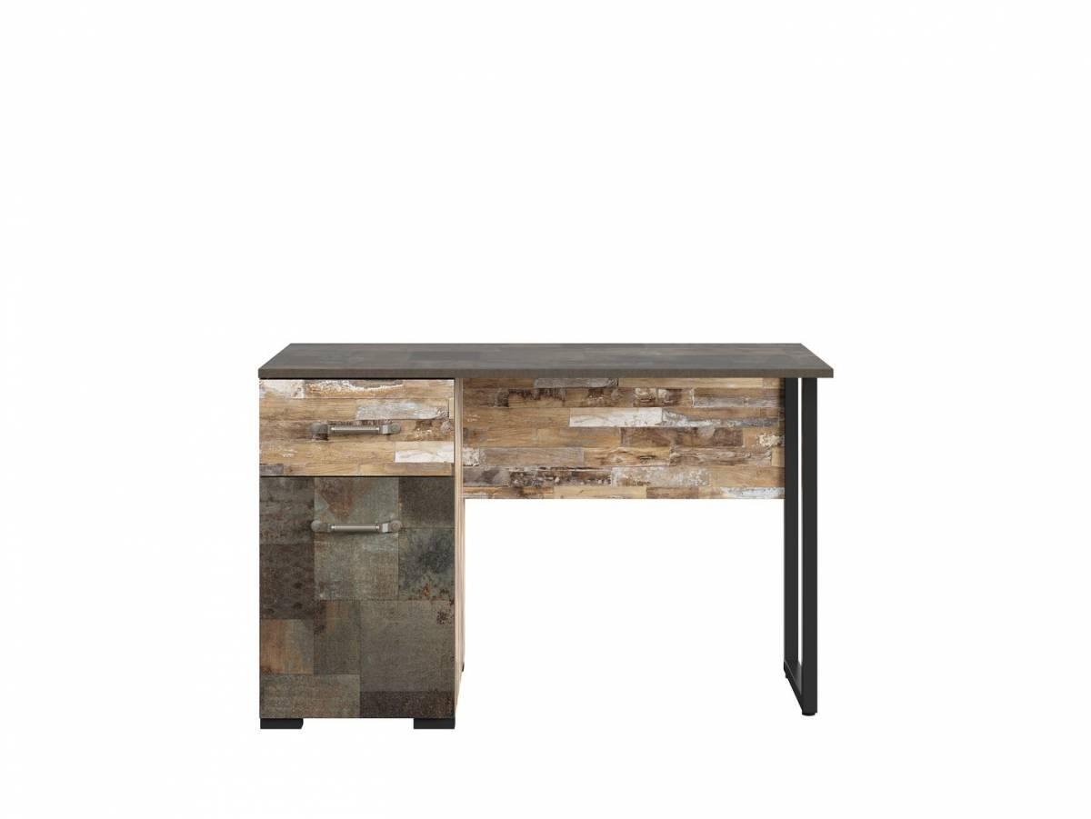 PC stolík Drago BIU1D1S (vzor drevo)