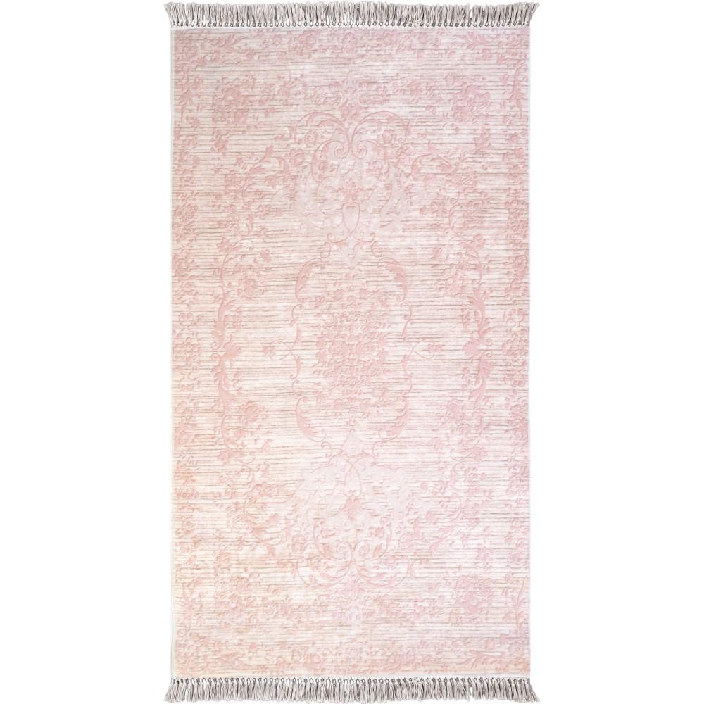 Koberec Vitaus Hali Gobekli Pudra, 80×150cm