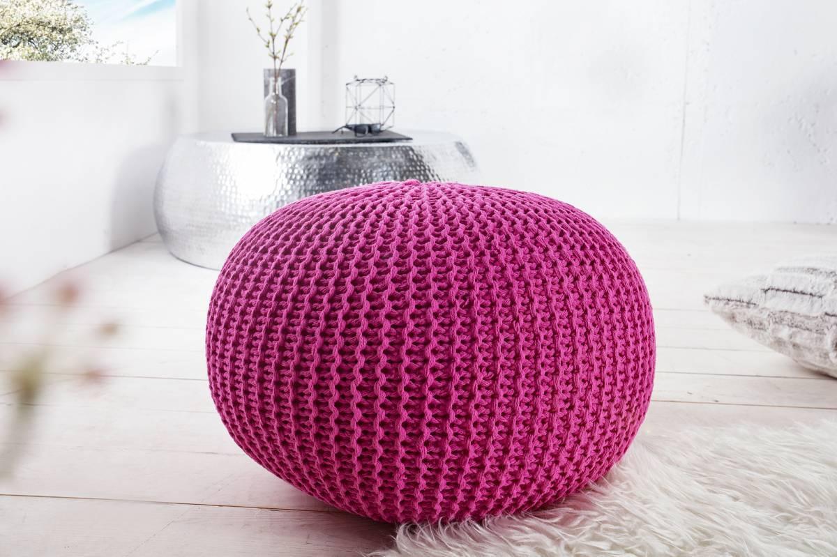 Taburetka SIMBA 50 cm - ružová
