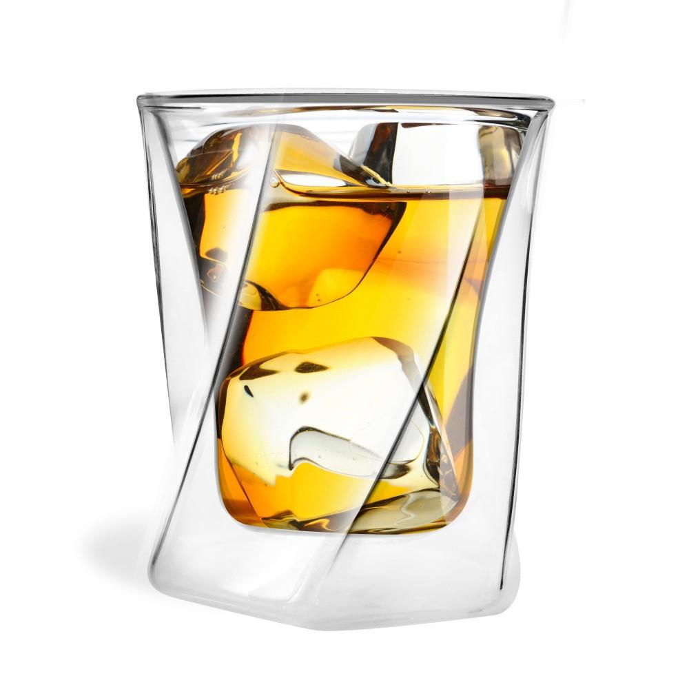 Dvojitý pohár na whiskey Vialli Design