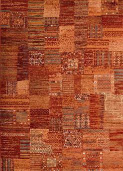Osta carpets Koberec Kashqai 4329 300 hnedý 67x130cm