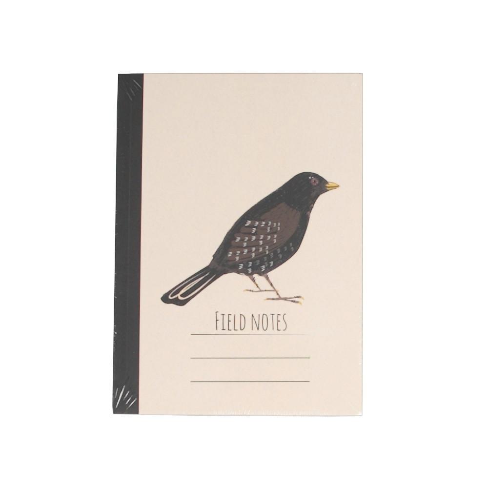 Zápisník vo formáte A6 Rex London Blackbird, 60 strán