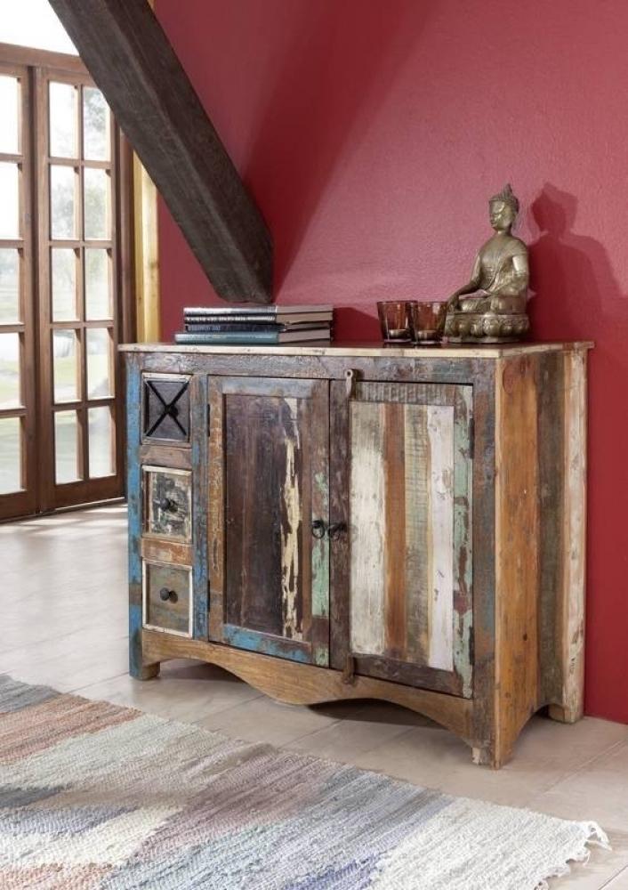 SPIRIT komoda #17 lakované staré indické drevo