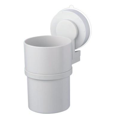 Kelímok na zubné kefky bez nutnosti vŕtania ZOSO Cup