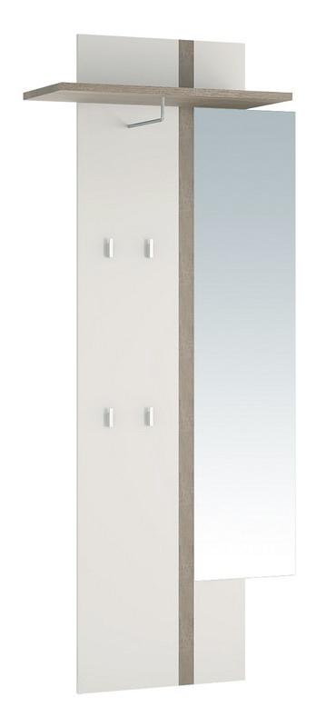 Vešiakový panel Lynatet Typ 115 (so zrkadlom)