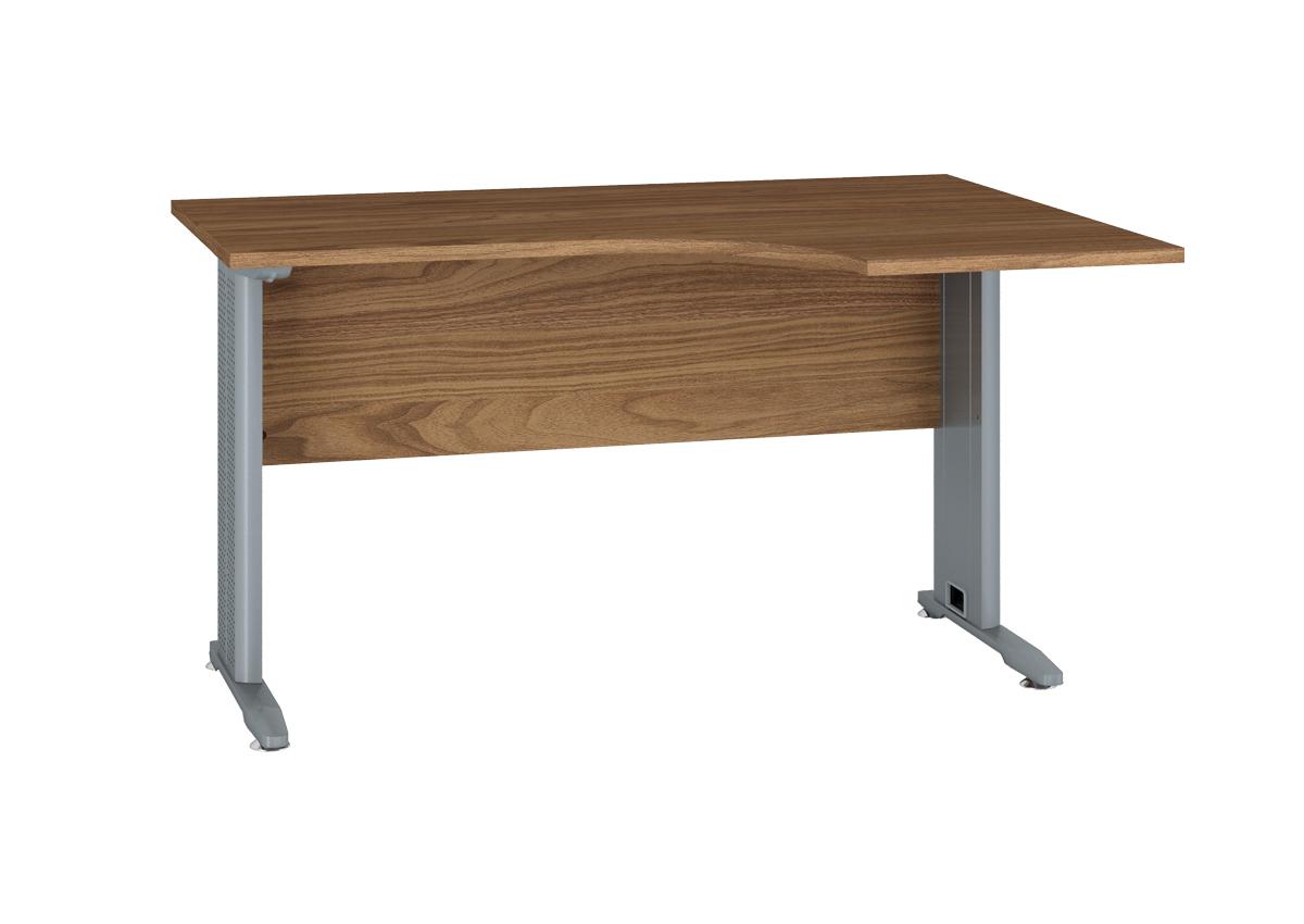 Kancelársky stôl OPTIMAL 13 / orech prírodný