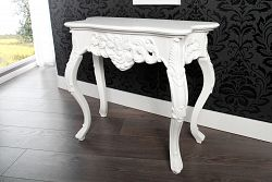 Toaletný stolík VENICE WHITE - biela