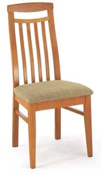 Jedálenská stolička BE810 OAK