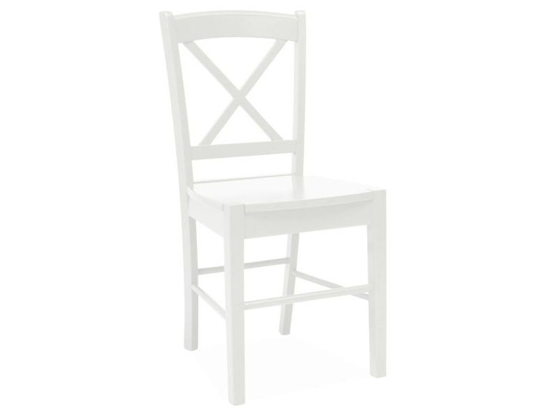 Stolička KD-56, biela