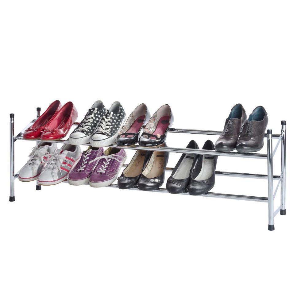 Nastaviteľný stojan na topánky Wenko Mobile Shelf