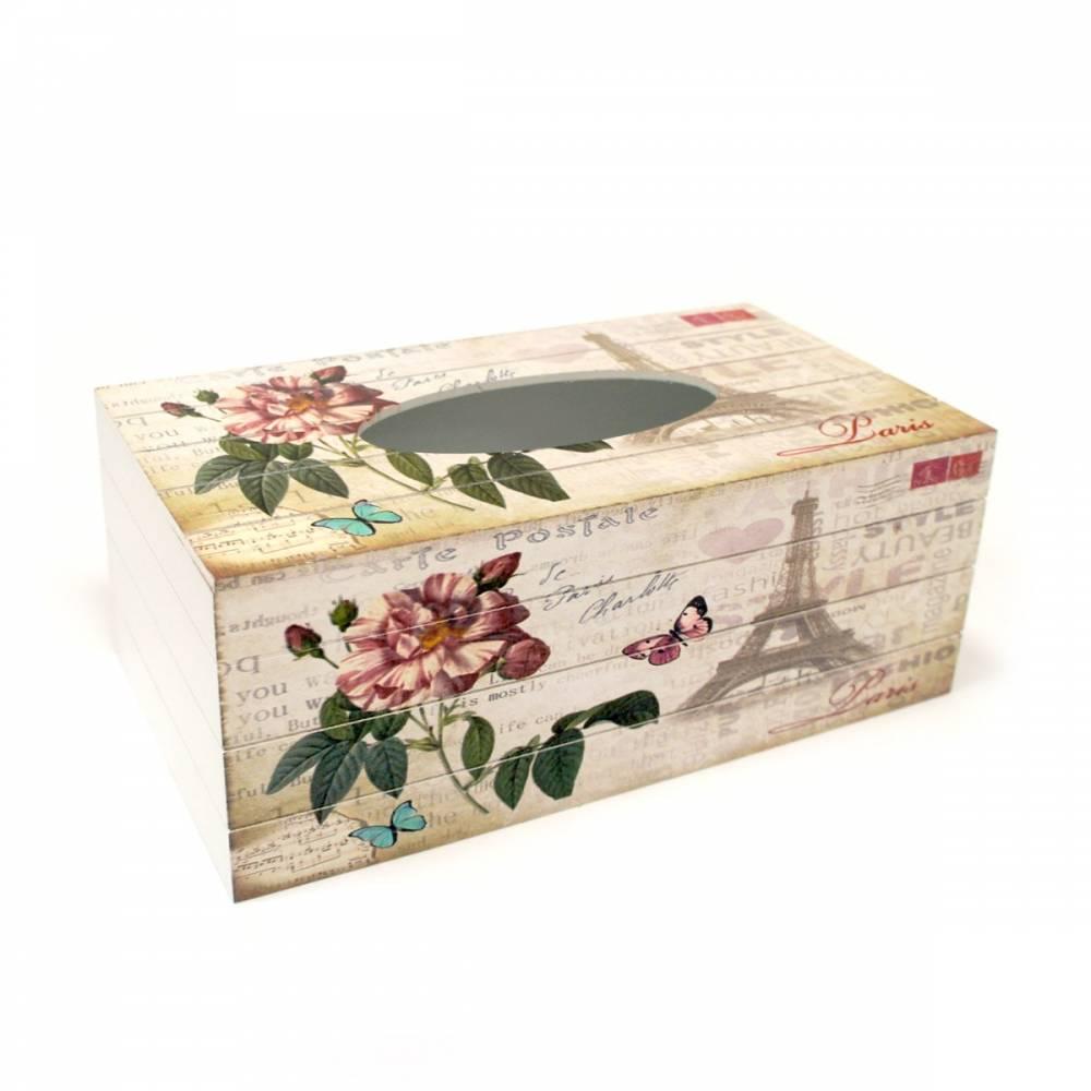 Krabička na vreckovky Paris KP8747 Autronic