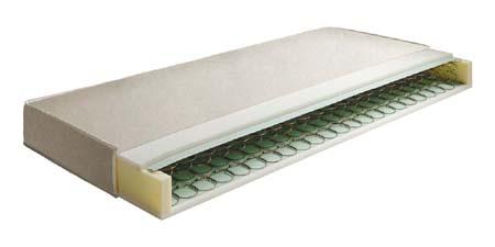 DOLMAR pružinový matrac 160 x 200 cm