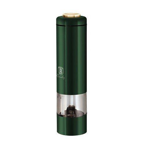 Berlinger Haus Elektrický mlynček na korenie a soľ Emerald Collection