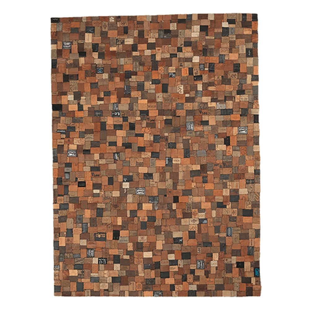 Vzorovaný koberec Fuhrhome Orlando, 60 x 120 cm
