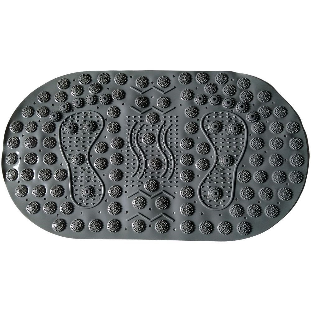 Masážná protišmyková podložka do kúpeľne s magnetmi 70 x 39 cm