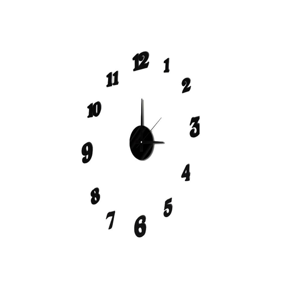 Nástenné nalepovacie hodiny Mauro Ferretti Numbers