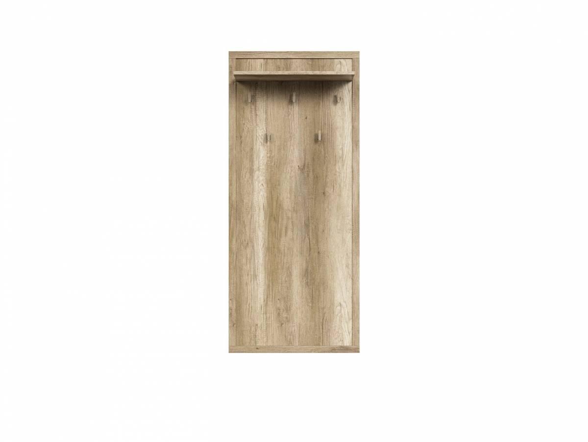 Vešiakový panel Kaspian WIE/60 (dub monument)
