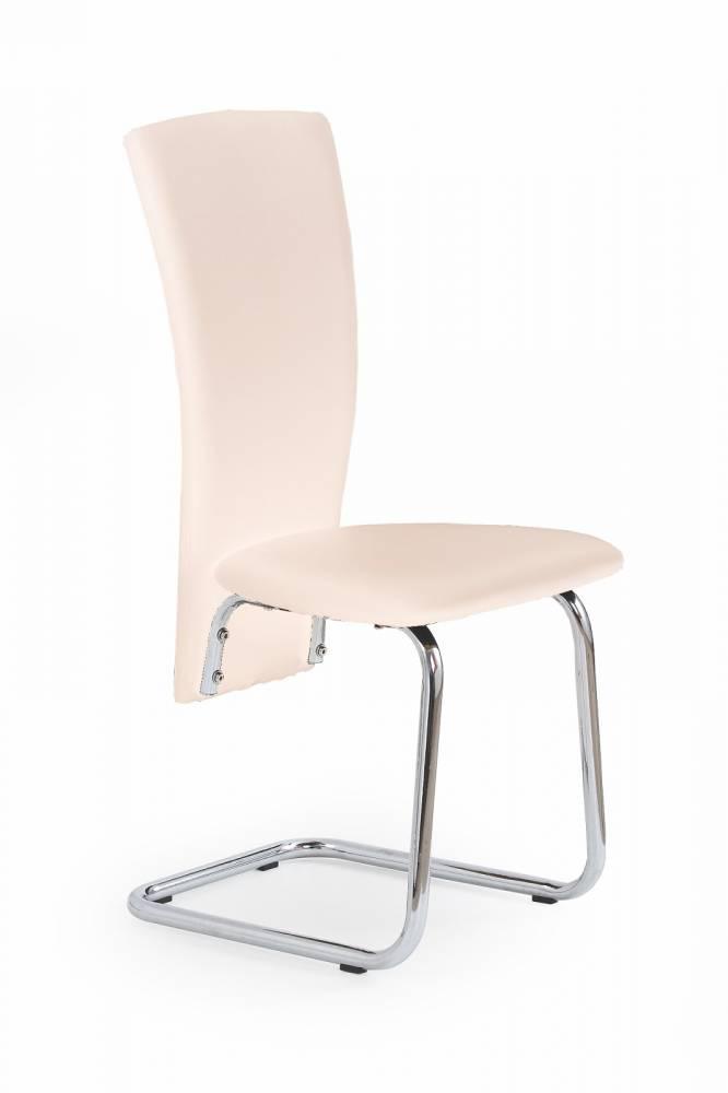 Jedálenská stolička K74 béžová