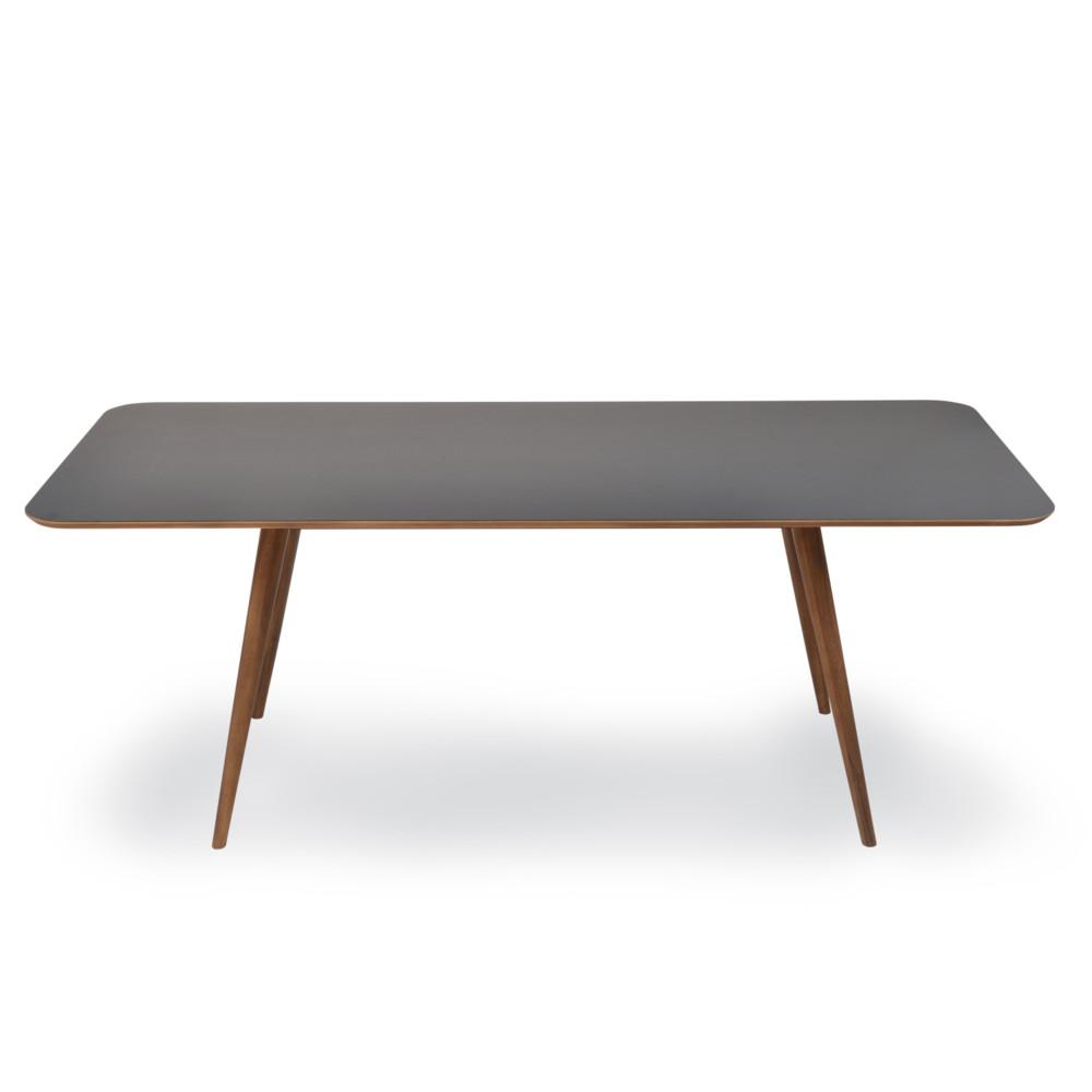 Jedálenský stôl z dubového dreva Gazzda Linn, 160 x 90 x 75 cm