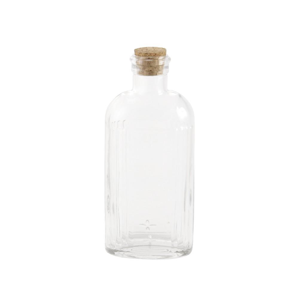 Sklenená fľaša s korkovou zátkou Strömshaga