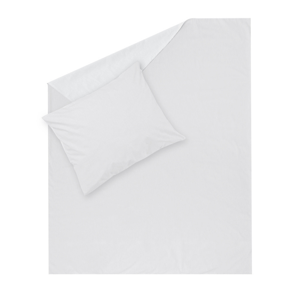 Biele obliečky Hawke & Thorn Parker, 150x200cm