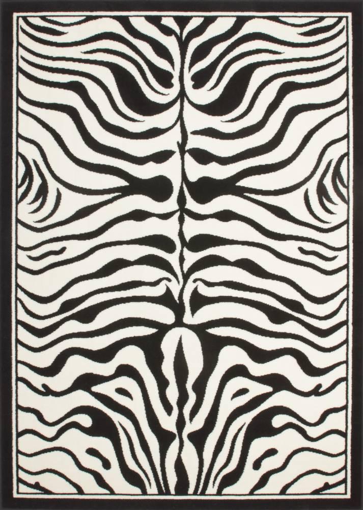 Kusový koberec Contempo 450 Black-White