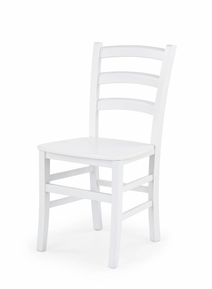 Jedálenská stolička Rafo (biela)