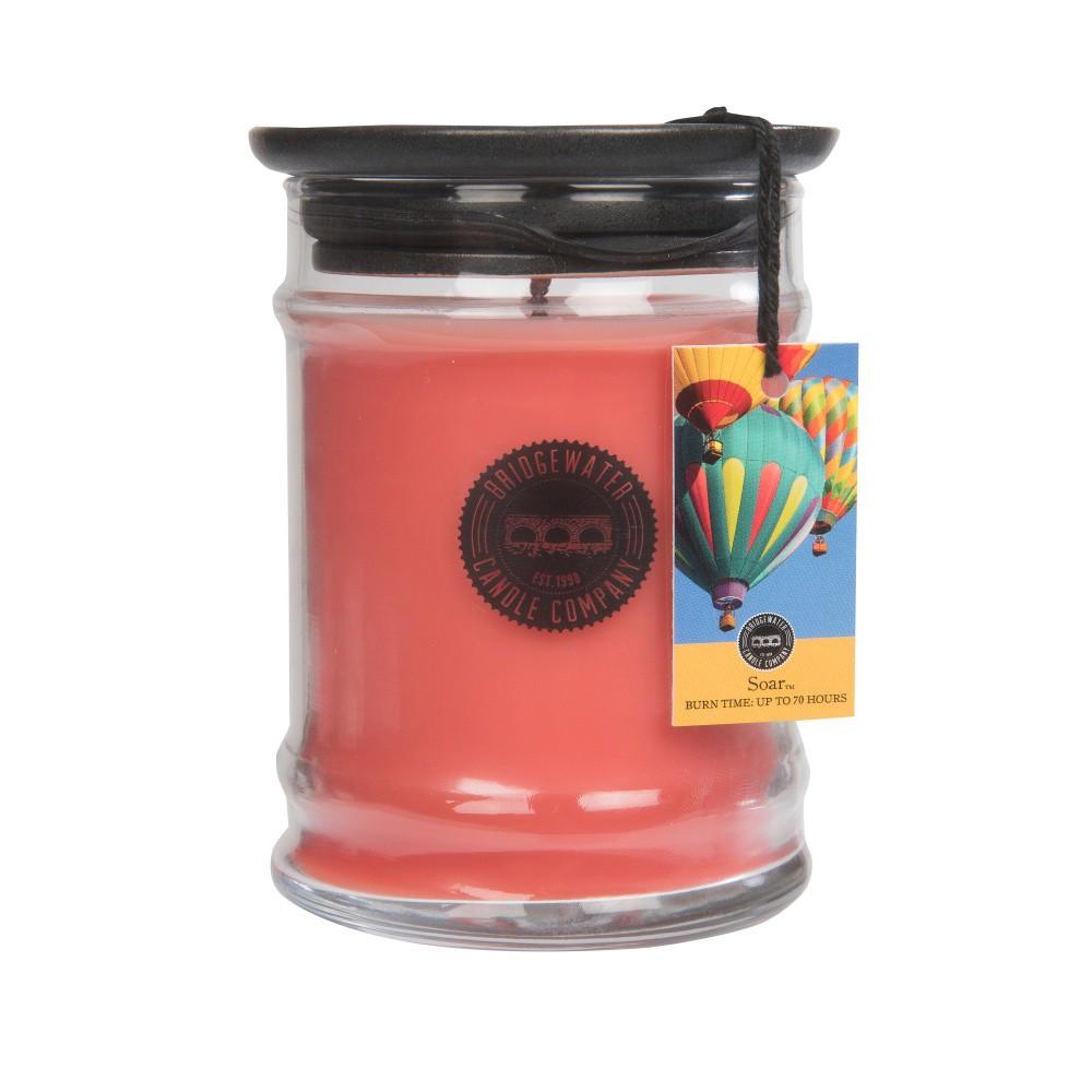 Vonná sviečka v sklenenej dóze Bridgewater Candle Company Soar, doba horenia 65-85 hodín