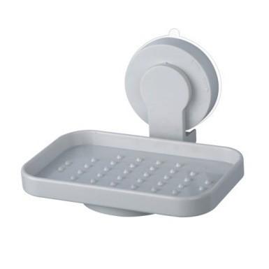 Držiak na mydlo bez nutnosti vŕtania ZOSO Soap White