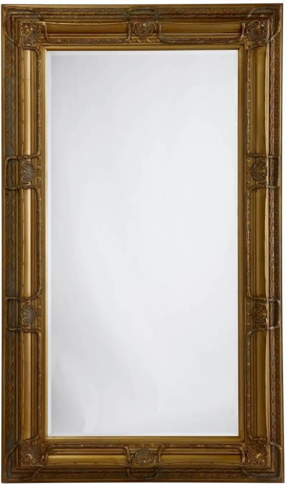 Zrkadlo  LISIEUX zlatá