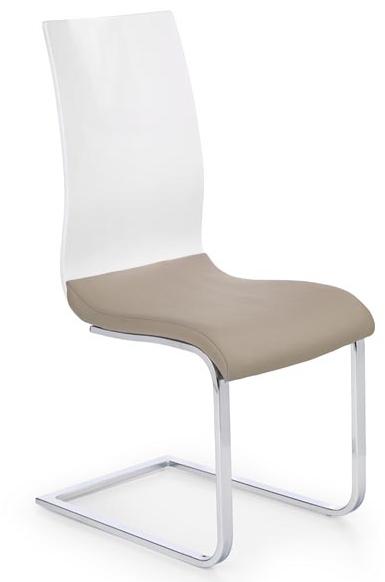 Jedálenská stolička K198 cappuccino