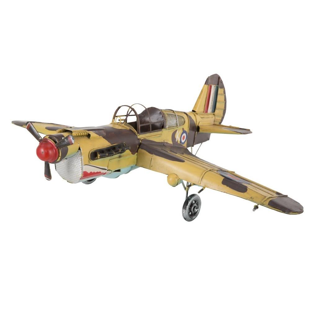 Dekoratívne lietadlo Mauro Ferretti Aeroplane Hurricane