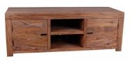Furniture nábytok  Masívny TV stolík z Palisanderu  Mochtár  170x60x60 cm