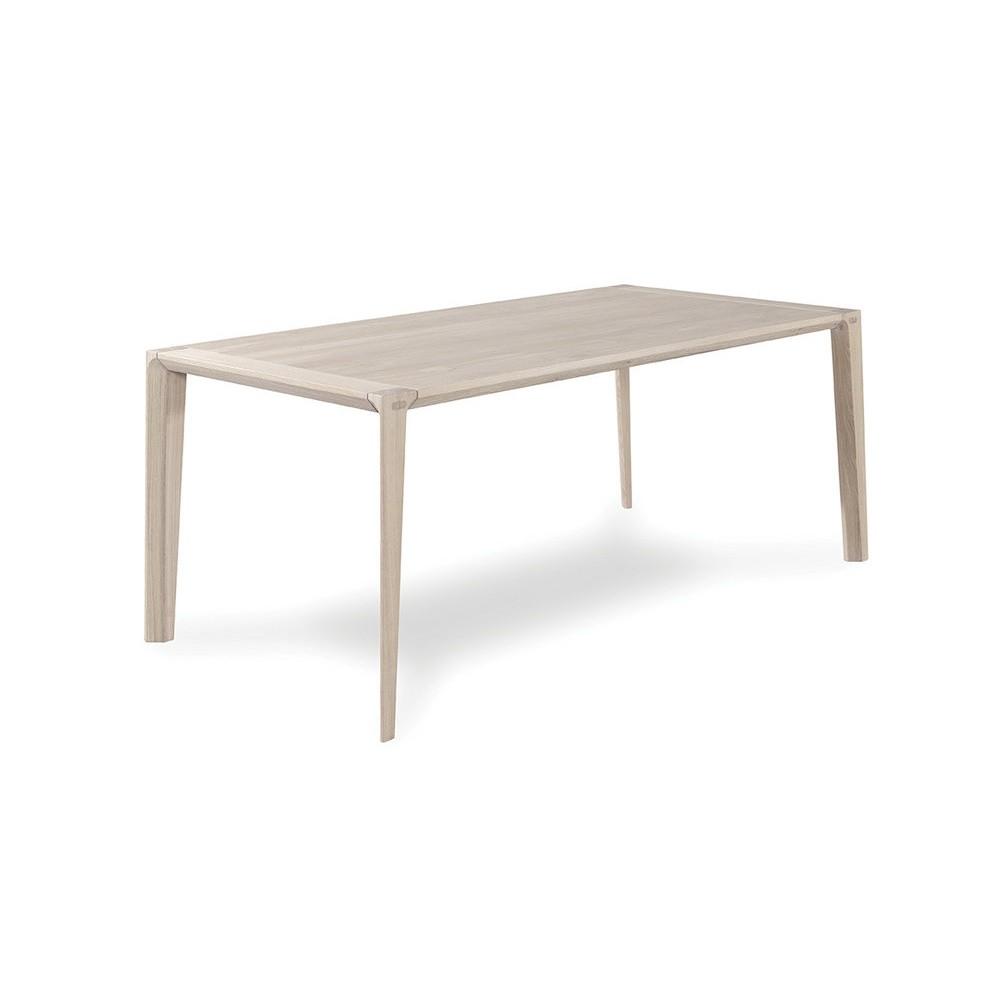 Jedálenský stôl z dubového dreva Wewood - Portugues Joinery Raia, dĺžka 200 cm