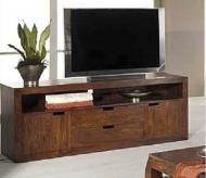 Masivny TV stolik 160x45x60