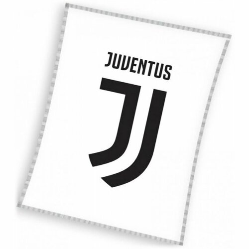 TipTrade Deka Juventus biela, 150 x 200 cm
